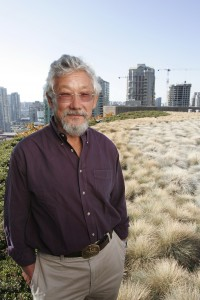 The Global Eco-crisis: Is it too late? Lecture by David Suzuki