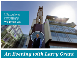 An Evening with Larry Grant