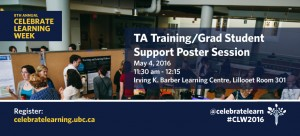 TA Poster Session